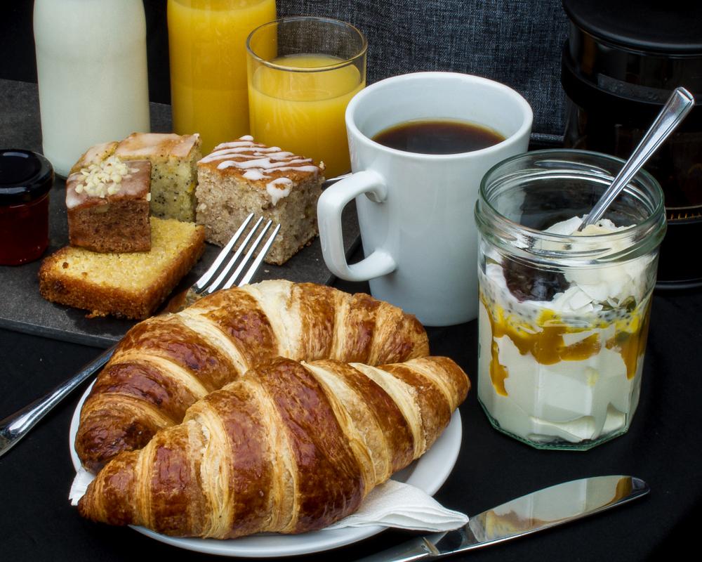 Breakfast Trio Hamper